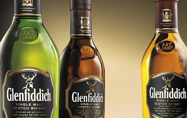 Glenfiddich-Whisky