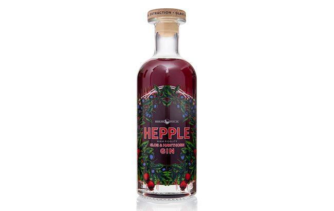 Hepple-Sloe-Hawthorn-Gin