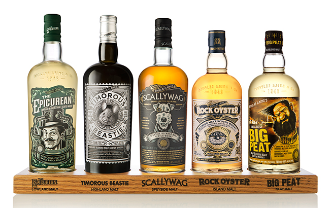 d7c90dedb Diageo unveils new distillery and Villa Ascenti gin