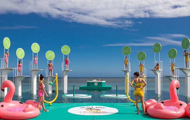 The 2019 Malibu Games campaign features in our pick of top marketing moves
