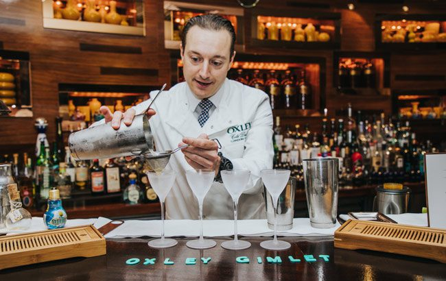 Oxley Gin Competition