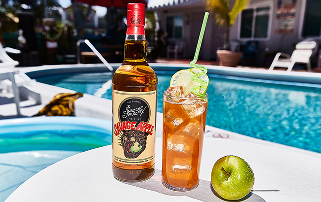 Sailor Jerry expands range for first time with Savage Apple