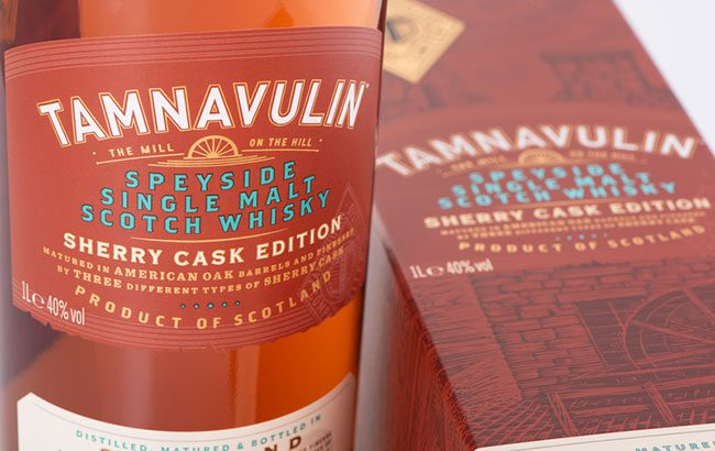 Tamnavulin-Sherry-Cask-Edition