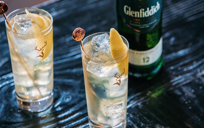 Glenfiddich Scotch Brand Champion