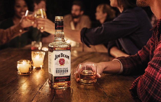 World Whisk E Y Brand Champion 2019 Jim Beam