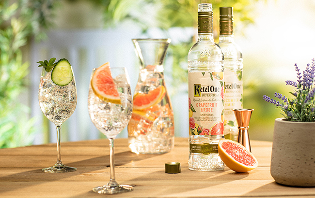 "Ketel One growth: ""Innovation played a key role"""