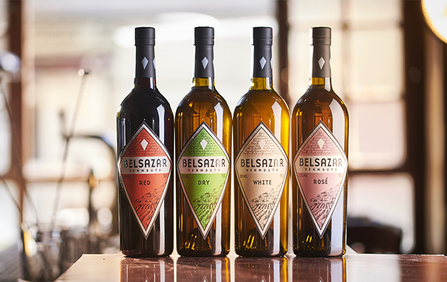 Belsazar is Diageo's first apéritif brand and sits within the Reserve portfolio