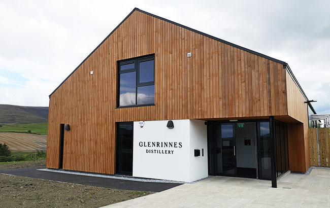 ATTACHMENT DETAILS Glenrinnes-distillery.jpg July 8, 2019 57 KB 650 by 410 pixels Edit Image Delete Permanently Alt Text Describe the purpose of the image (opens in a new tab). Leave empty if the image is purely decorative.