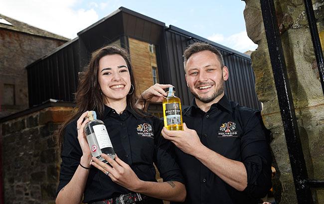 Holyrood-Distillery