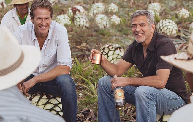 Casamigos George Clooney and Rande Gerber