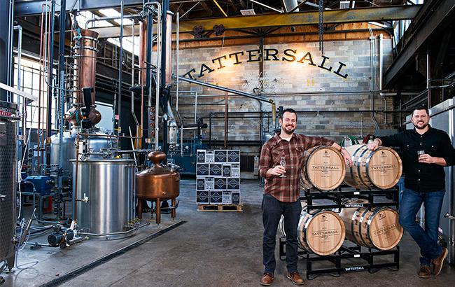 Tattersall Distilling