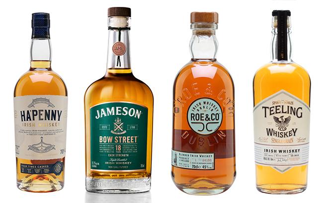 Top 10 award-winning Irish whiskeys