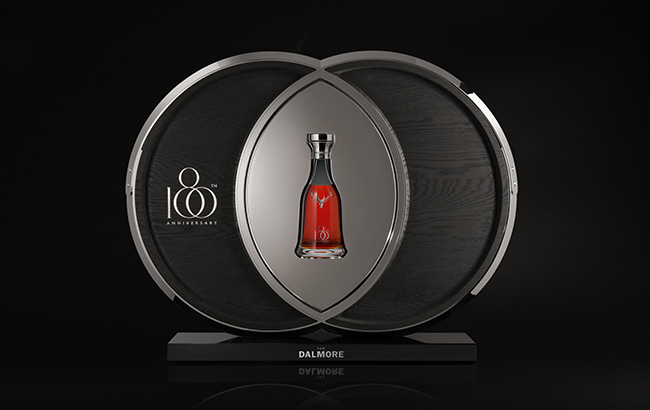 The Dalmore 60 Year Old is limited to three decanters
