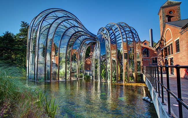 Glass act: Bombay Sapphire's Laverstoke Mill distillery and visitor centre