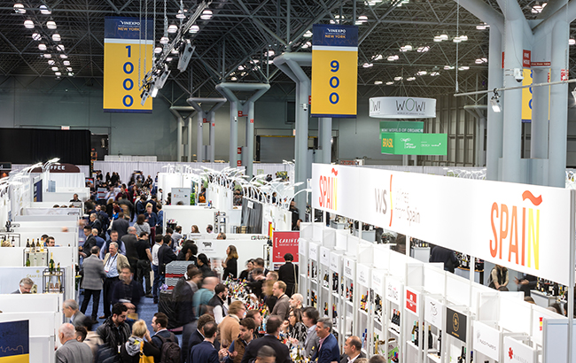 Vinexpo New York wb
