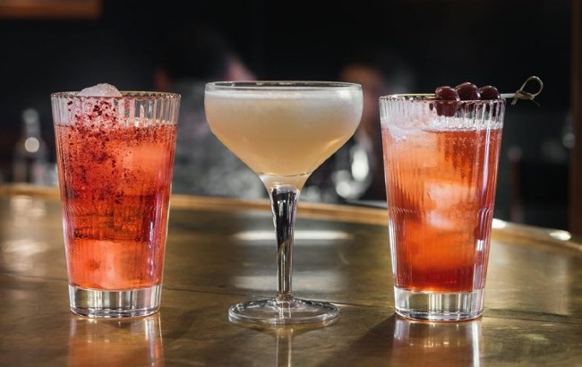 Hawksmoor cocktails