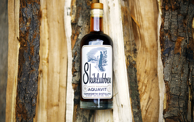 Overseas contender: the US's Tamworth Distilling makes Skiklubben aquavit