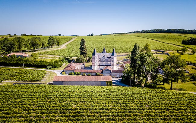 Frapin chateau