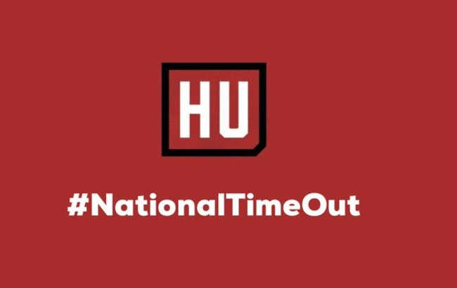 National Time Out