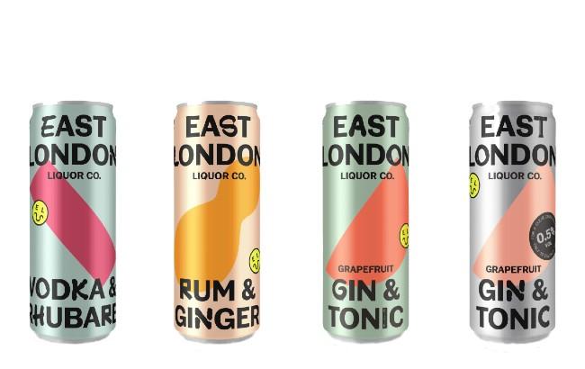 East London Liquor Co RTD