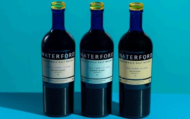 Waterford Irish whiskey Single Farm Origin