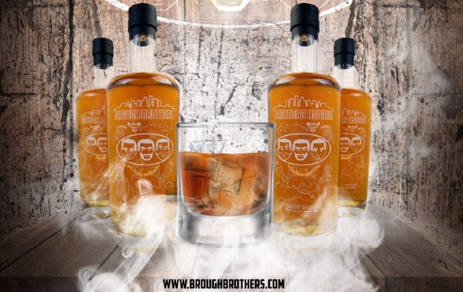Brough Brothers Bourbon