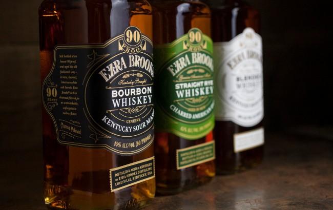 Ezra whiskey