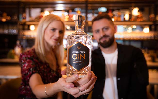 Manchester Gin founders