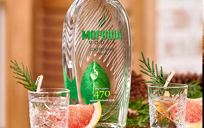 Morosha vodka