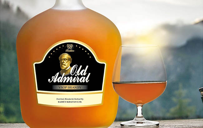 Old Admiral Brandy