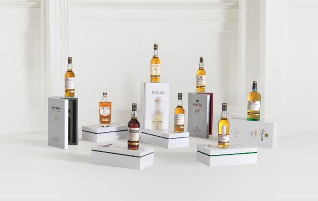 Prima & Ultima whisky