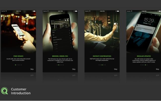Qtap app