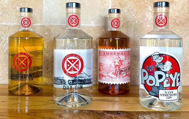 Letter F Cathys Concepts Personalized Moonshine Sampler Set