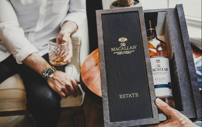The Macallan E-Boutique