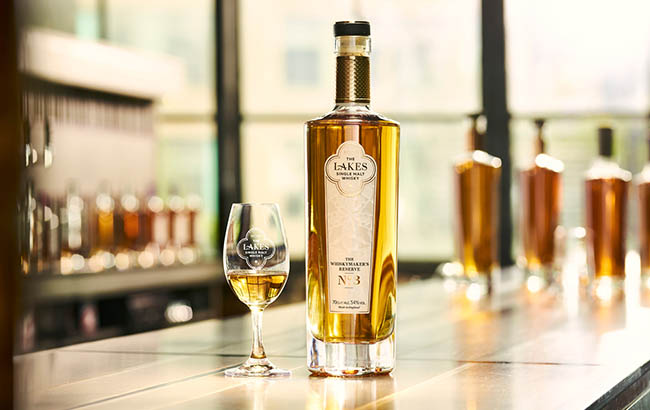 The Whiskymaker's Reserve No.3 is limited to 9,700 bottles