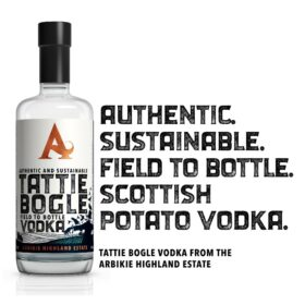Arbikie Tattie Bogle Vodka