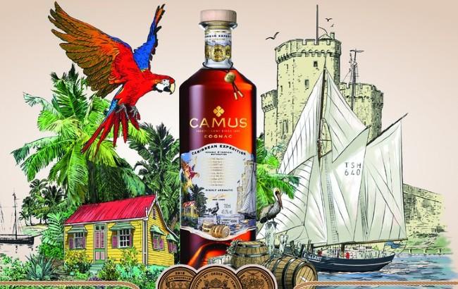 Camus Carribbean Expedition Cognac