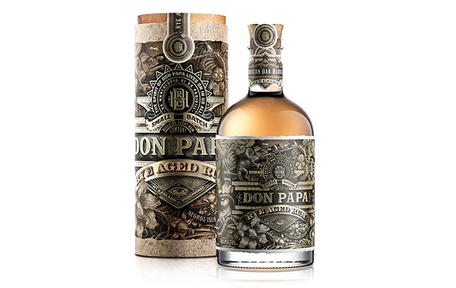 Don Papa launches rye cask-aged rum