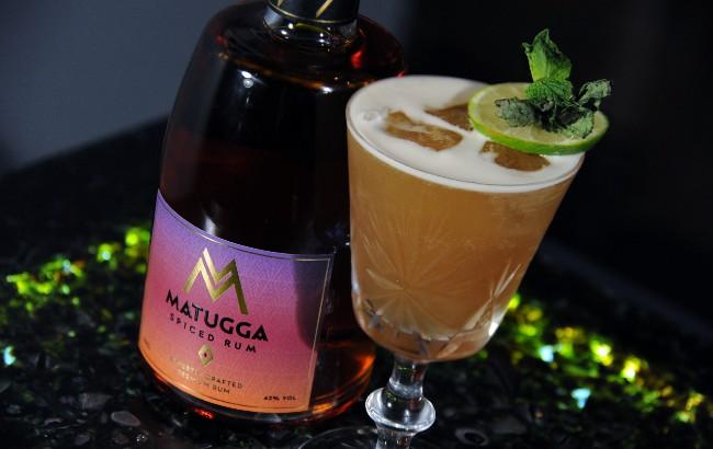 Matugga Clandestino cocktail