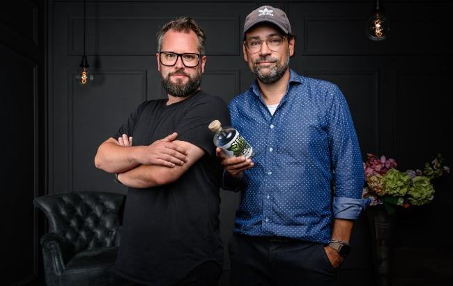 Raphael Vollmar and Gerald Koenen