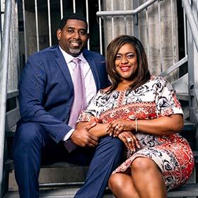 Sean and Tia Edwards
