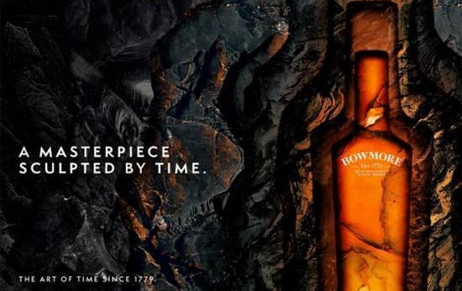 Bowmore Art of Time