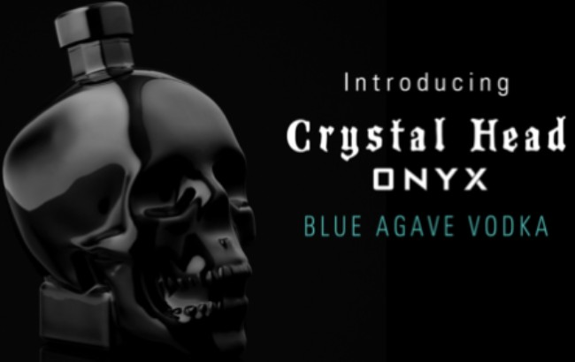 Crystal Head Onyx Vodka