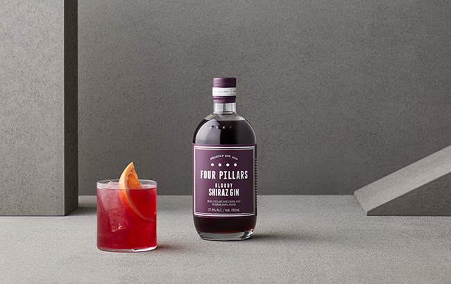 Every year, Four Pillars releases a new vintage of its Bloody Shiraz Gin