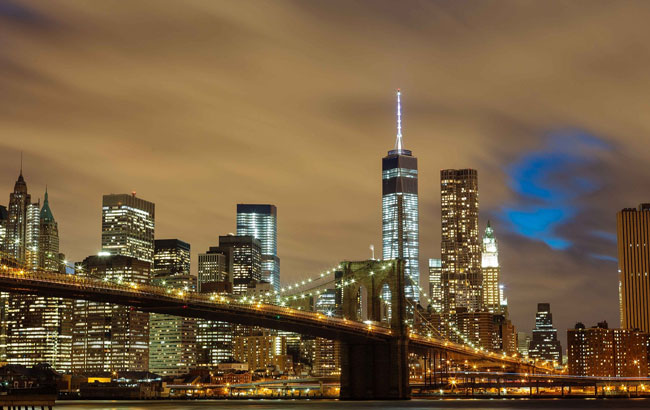 new york September