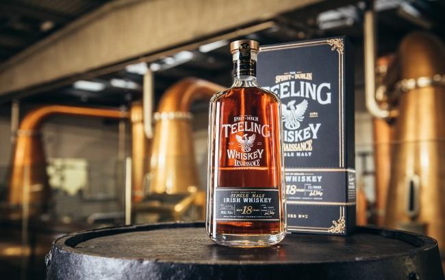 Teeling Renaissance Irish whiskey