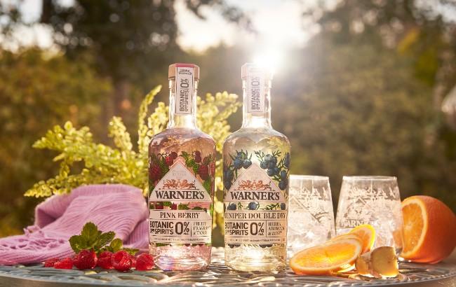 Warner's Botanic Garden Spirits