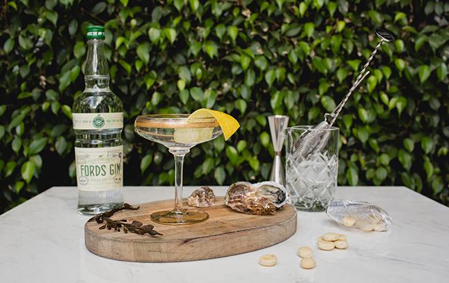 Fords Gin Martini