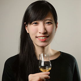 Kaitlyn Tsai, brand ambassador and global PR officer for Kavalan