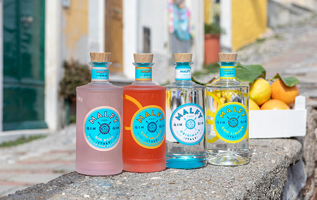 Pernod Ricard Malfy Gin